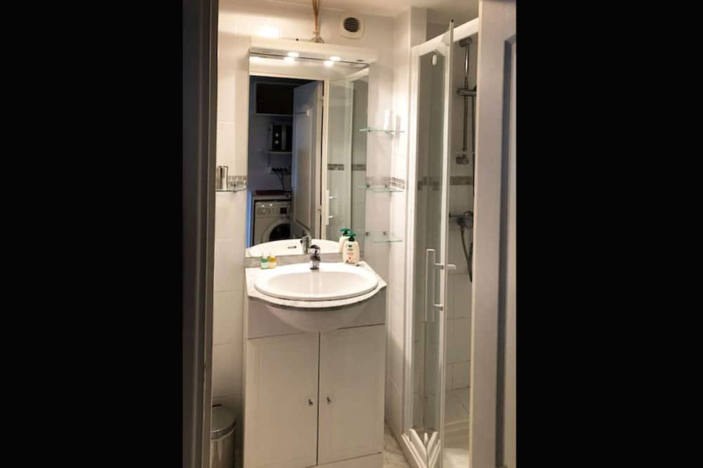 Panoramic Studio, Ensuite - Bathroom
