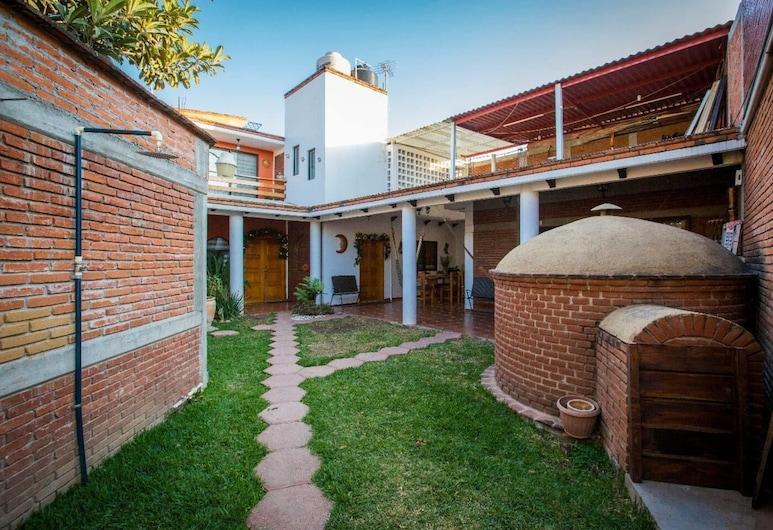 Hostal Casa MaryFer, Oaxaca, Entrée intérieure