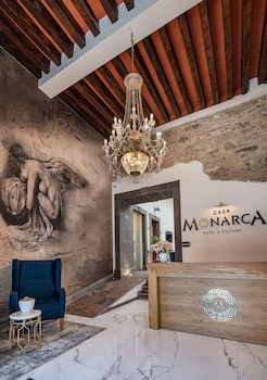 Foto del Hotel Casa Monarca en Puebla