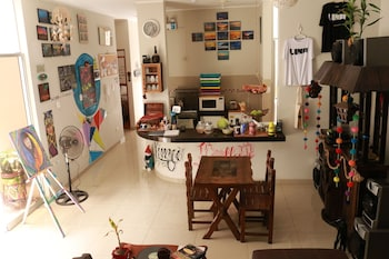 Foto van Tierras Viajeras Hostel Cultural in Lima