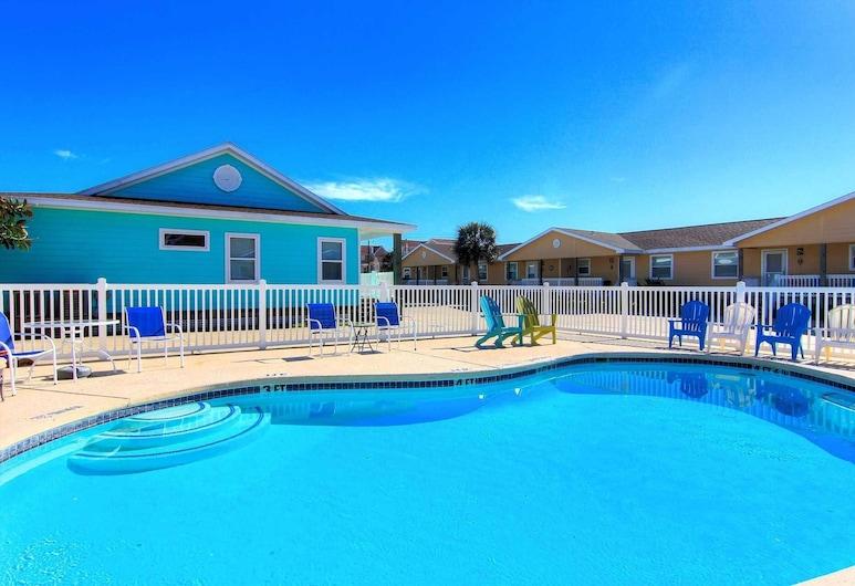 Little Cayman (Costa Del Ray #4) - 2 Br Condo, Perlabuhan Aransas , Condo, 2 Bedrooms, Kolam