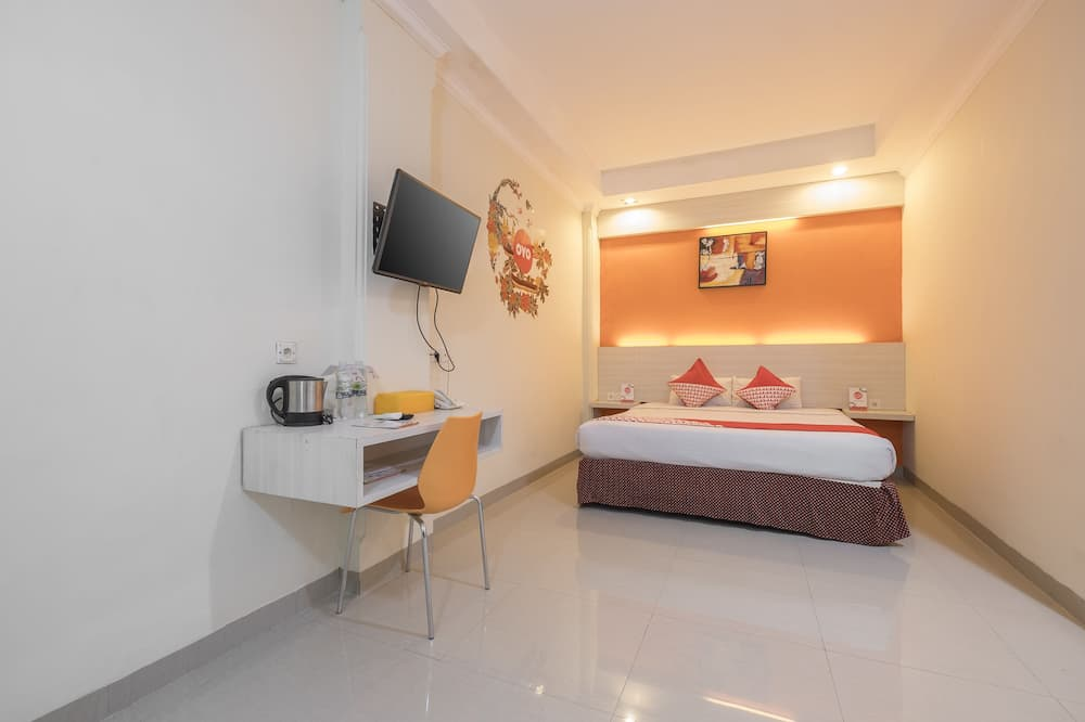 Deluxe suite, 1 tweepersoonsbed, niet-roken - Kamer