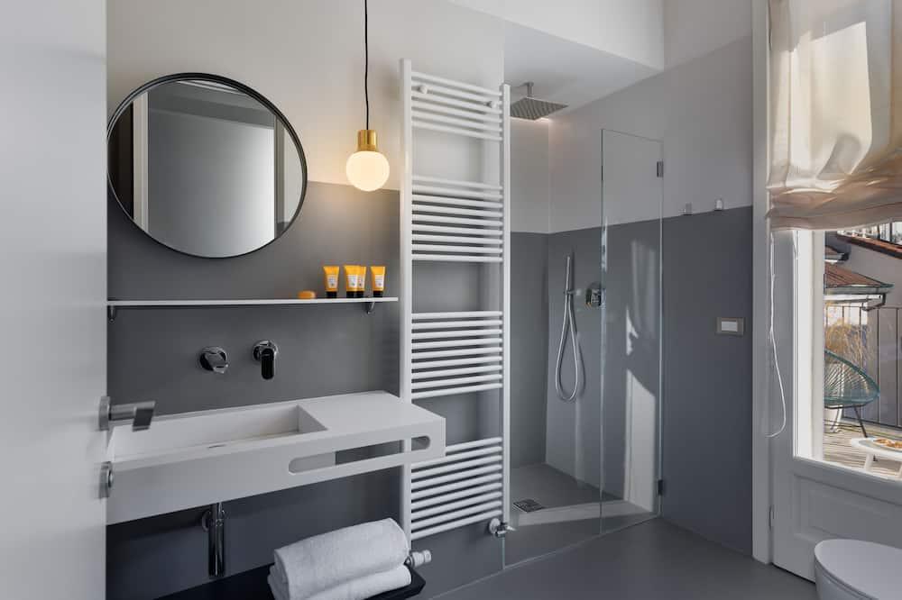 Suite, Terraço - Casa de banho