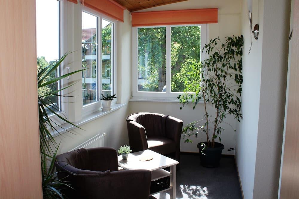 Семейный номер - Балкон