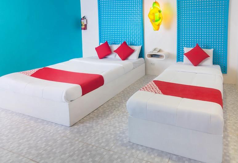 OYO 155 Europa Breakfast and Bed, Cebu, Suite Superior, Kamar Tamu