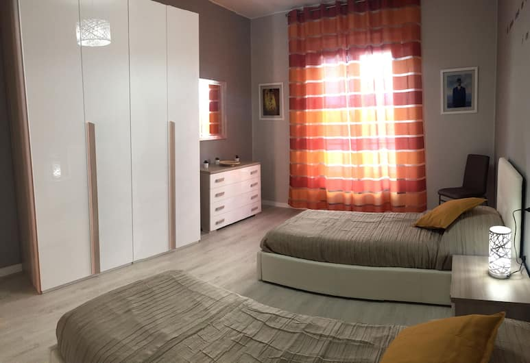 De Angeli Luxury Flat, Milano, Appartamento, 2 camere da letto, Camera