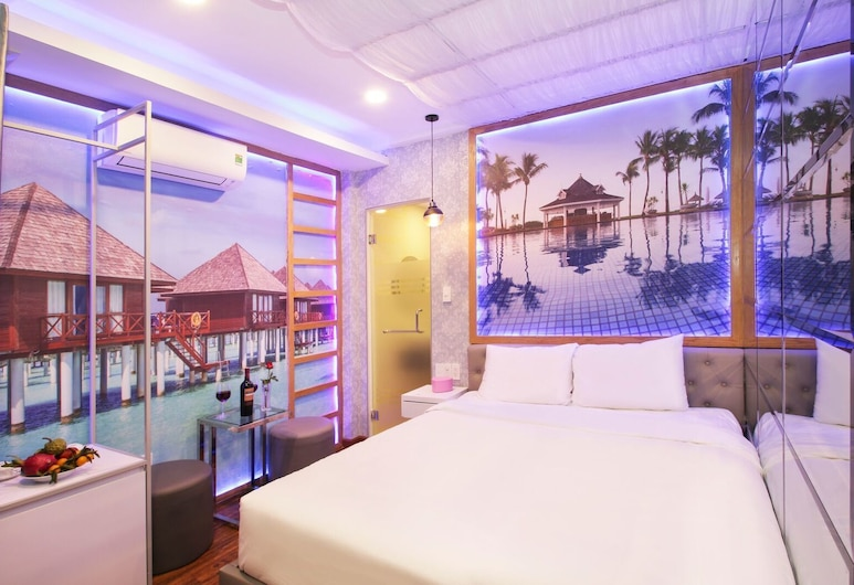 Cupid 2 Hotel, Ho Chi Minh City, Superior-rum, Gästrum