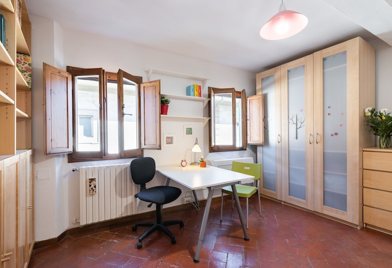 Flospirit - Viola, Florencija, Apartamentai, 2 miegamieji, vaizdas į miestą, Kambarys