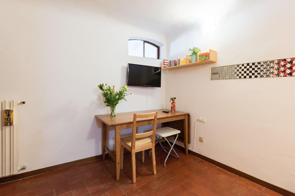 Apartament, 2 sypialnie, widok na miasto - Powierzchnia mieszkalna