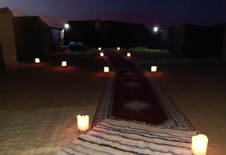 Desert Queen Camp, Rissani, Entrada del hotel