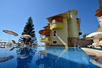 阿蘭雅埃姆雷貝塔斯別墅 3 酒店的圖片