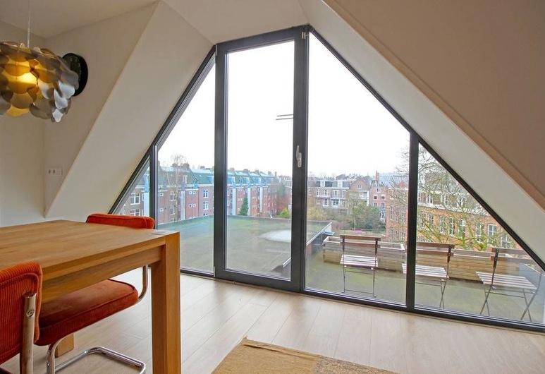 Frans Halsstraat Apartments, Amsterdam, Appartement, 2 chambres, Vue de la chambre