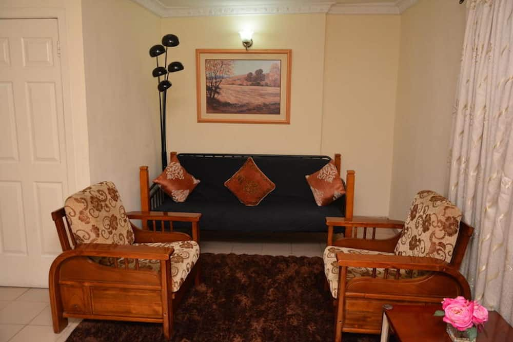 Studio - Living Room