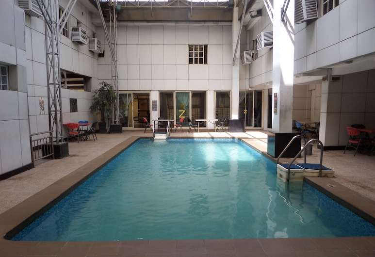 Zaaz Hotel, Lagosa, Vingrošanas telpa