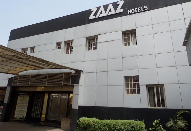 Zaaz Hotel, Lagos, Exterior