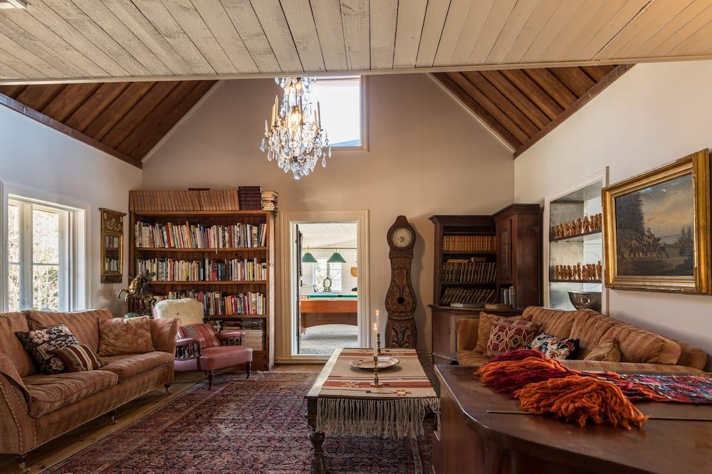 Superior Suite FREJ - Sala de estar