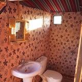 Tält (Regular Bedouin, 5 guests) - Badrum