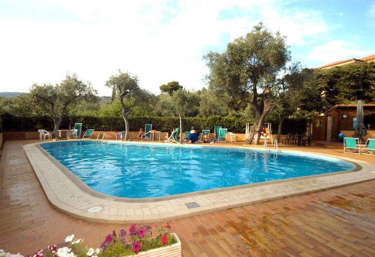 Casa Vacanze Orchidea, Diano Marina, Piscina al aire libre