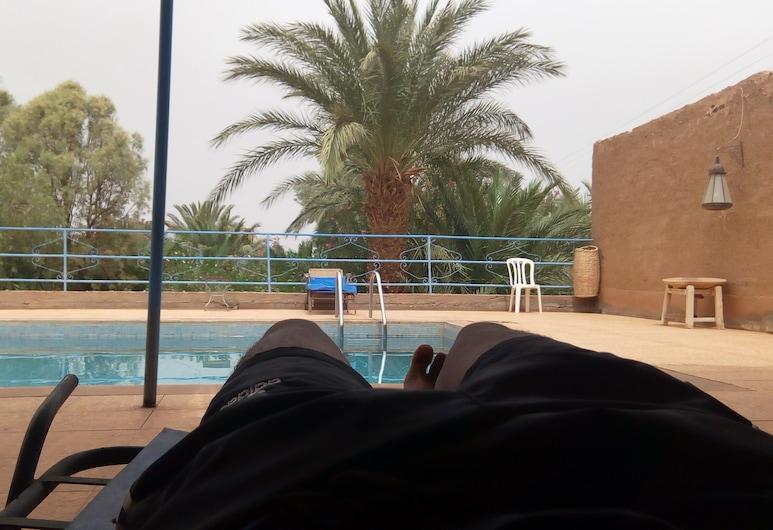 Riad Mhamid, M'Hamid El Ghizlane, Pool