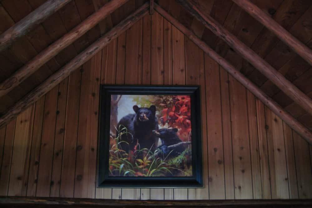 Cabin (AL3315) - Interior