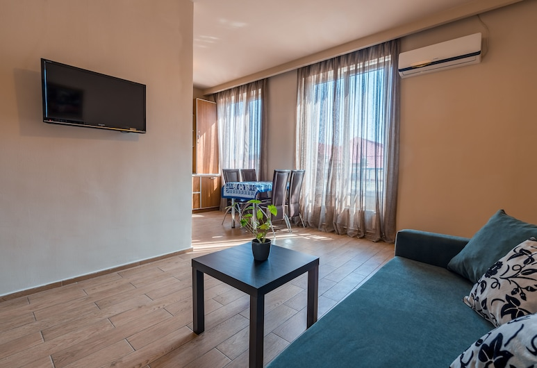 Apartment Alpha Tbilisi, Tbilisi, Oleskelualue