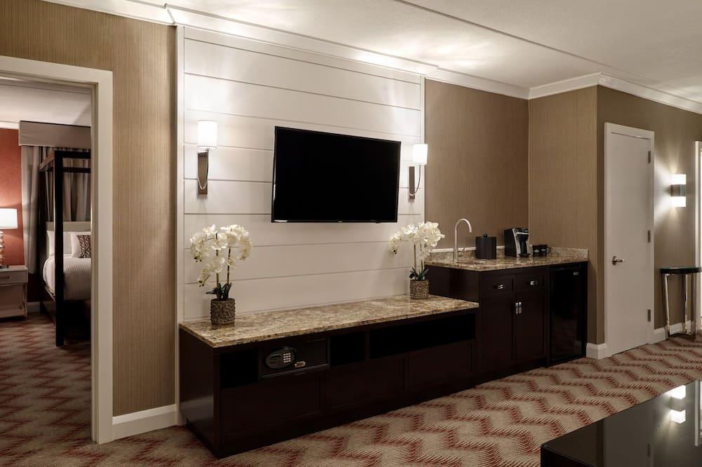 Studio Suite Klasik - Area Keluarga