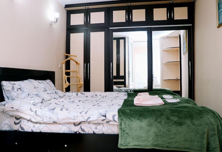 Apartment Alpha Leonidze with Fireplace, Tbilisi, Quarto, 1 cama individual, Não-fumadores, Sala de Estar