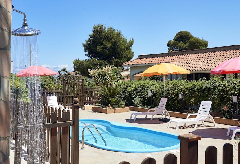 Residence I Faraglioni, Castellammare del Golfo, Outdoor Pool