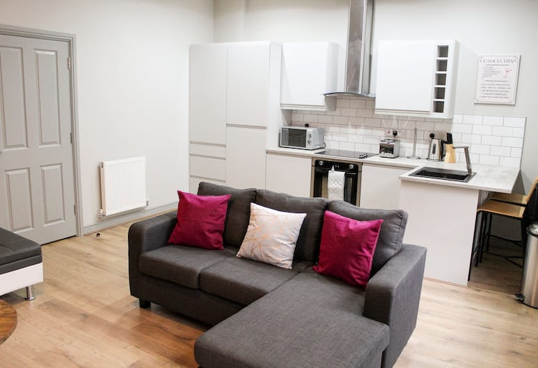 Mersey Place, Liverpool, Apartment, 1 Bedroom, Private kitchen
