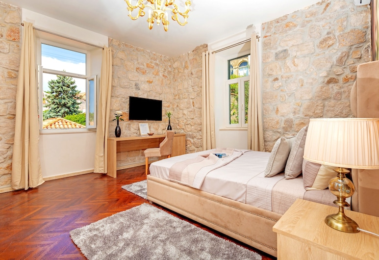 Seven Stars Accommodation Dubrovnik, Dubrovnik, Quarto casal luxo, Quarto