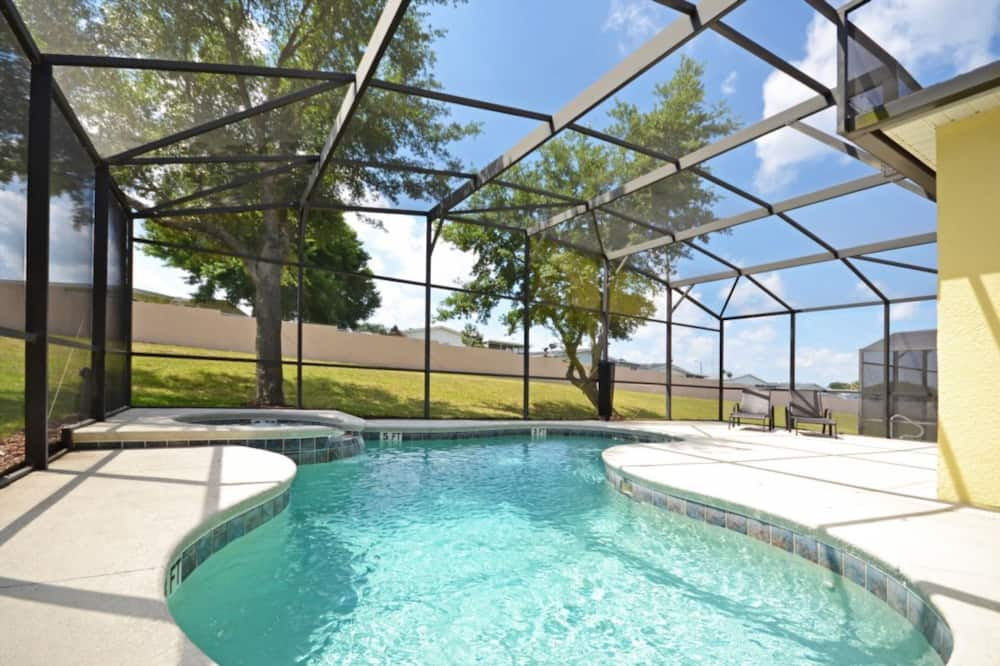 Villa - 6 sovrum - Pool