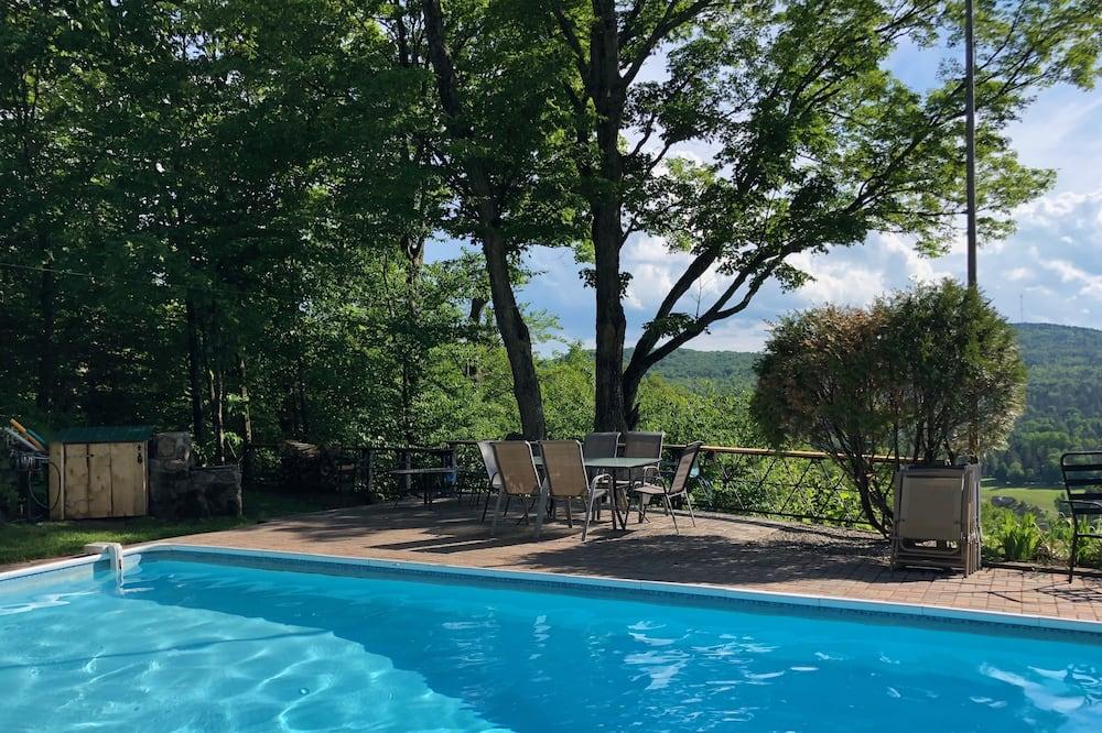 标准开放式套房 - 室外游泳池