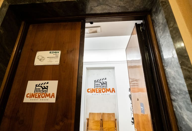 Cineroma Guesthouse, Rome