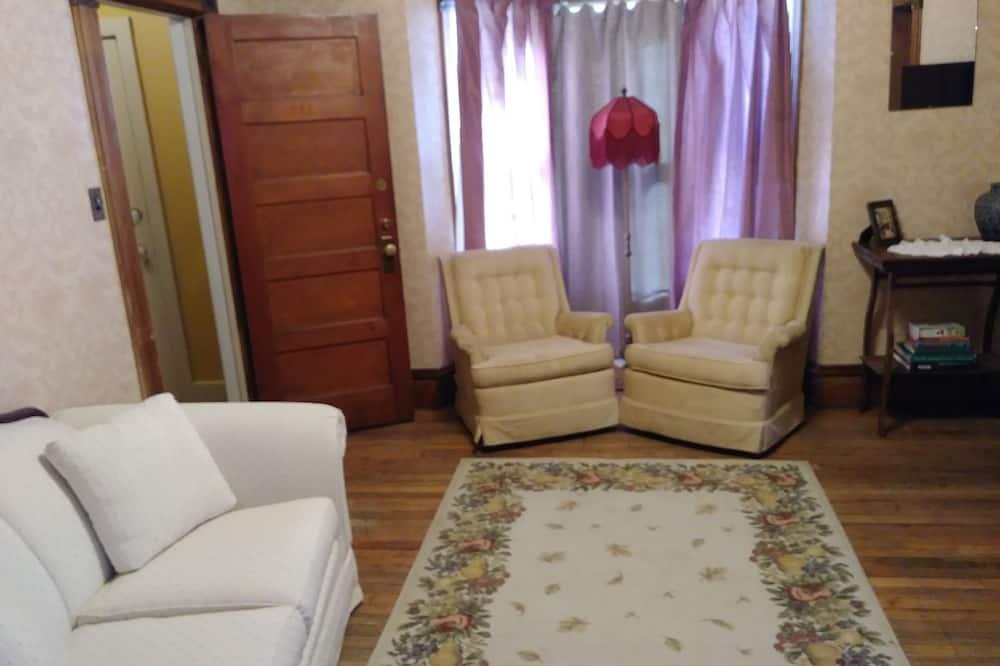 Casa tradicional - Sala de estar