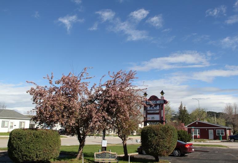 The Sturgis Motel, Sturgis, Exterior