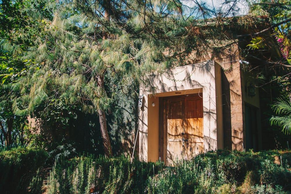 Pokój Comfort, Łóżko king, dla niepalących, widok na ogród - Z widokiem na ogród
