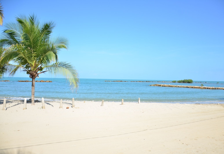 Playa Caiman, Covenas, Paplūdimys