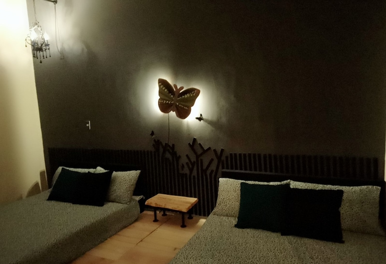 Woods Decor-Guangci St., Tainan, Suite Standard (1F), Chambre
