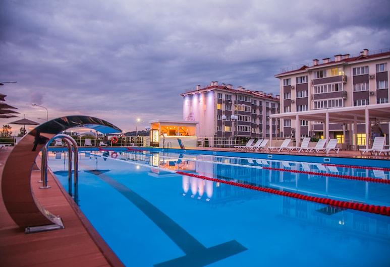 Barkhatnye Sezony Russky Dom Resort Semeiny Kvartal, Adlersky