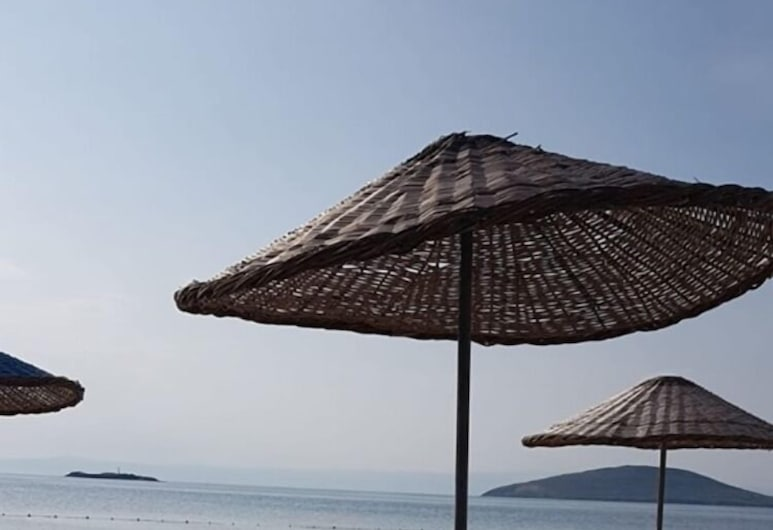 Omer Deniz Motel, מרמרה, חדר סטנדרט לשלושה, נוף לים, מרפסת
