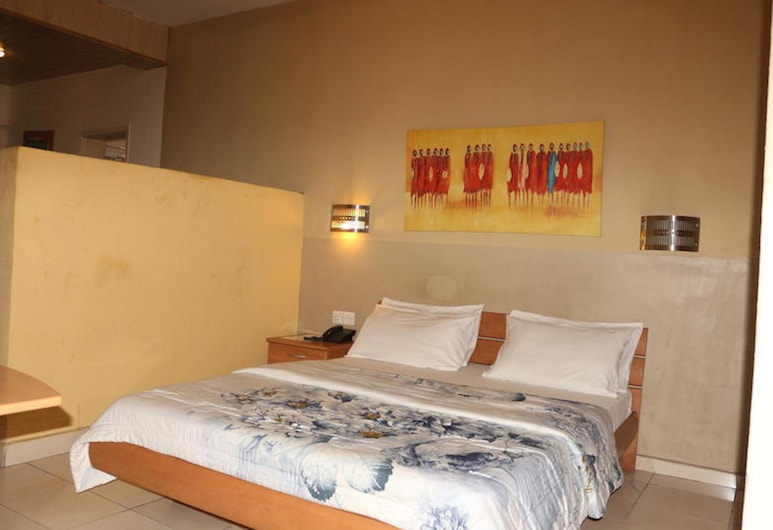 Royal Residence Guest House, Port Harcourt, Senior Room, Guest Room