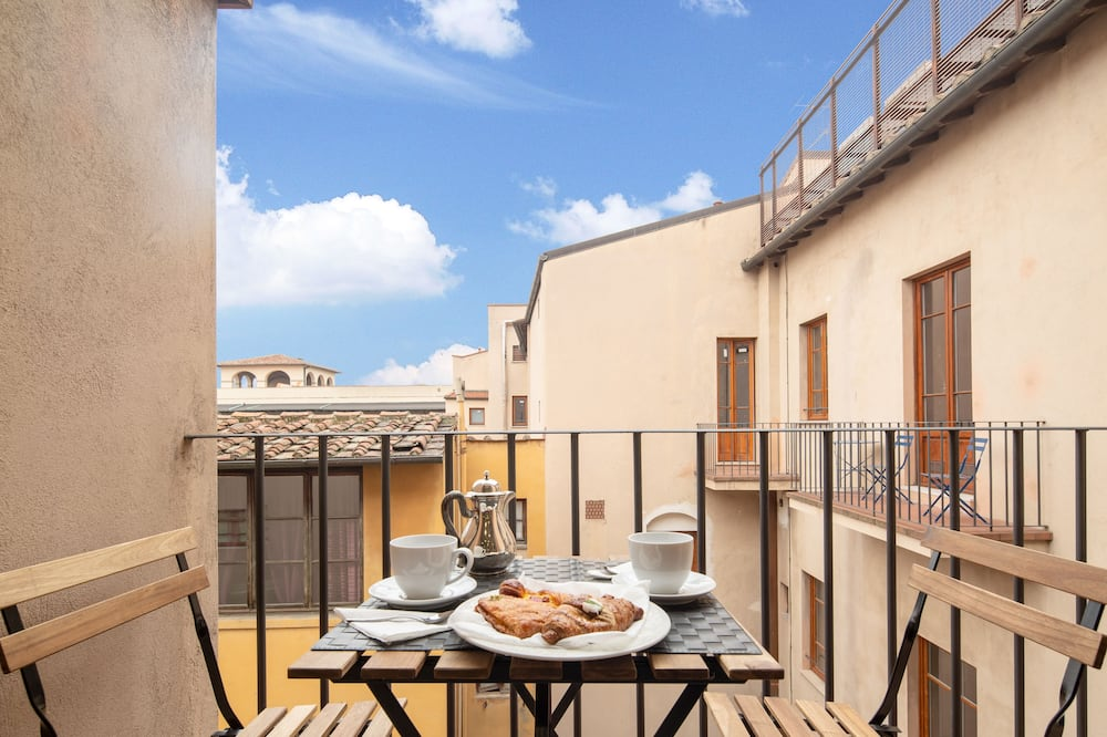 Appartement Luxe, 1 chambre, non-fumeurs - Balcon