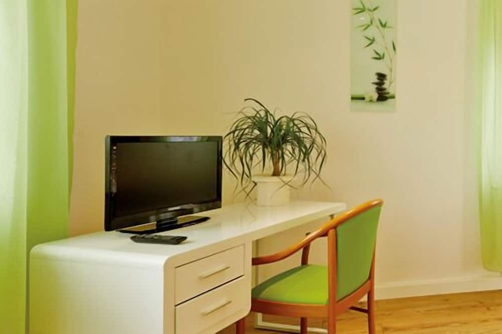Dvojlôžková izba, 1 dvojlôžko - Obývačka