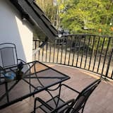 Junior Apart Daire, Balkon - Balkon