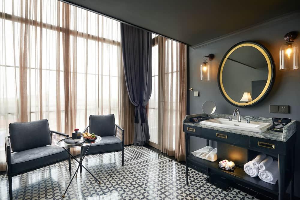 Apartament typu Premium Suite (Duplex) - Salon