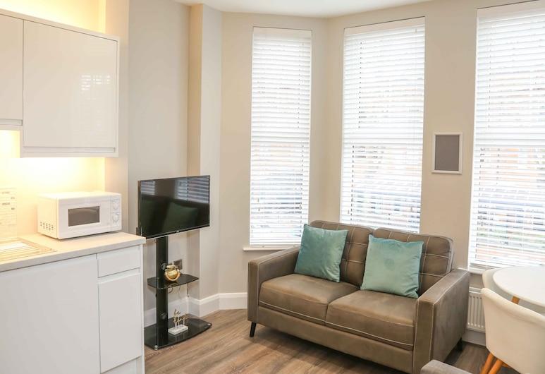 Belfast Serviced Apartments - Eglantine, Belfast, Apartmán, bezbariérová izba, súkromná kúpeľňa (2Bed Apartment), Izba