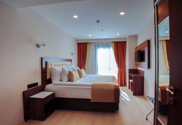 Hotel Paris Prestige, İzmir, Family Süit, Oda Manzarası