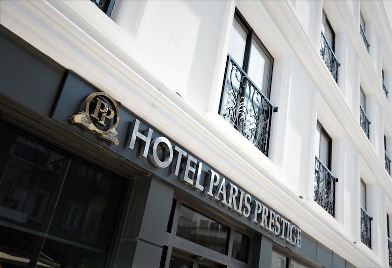 Hotel Paris Prestige, Izmir, Pohľad na hotel