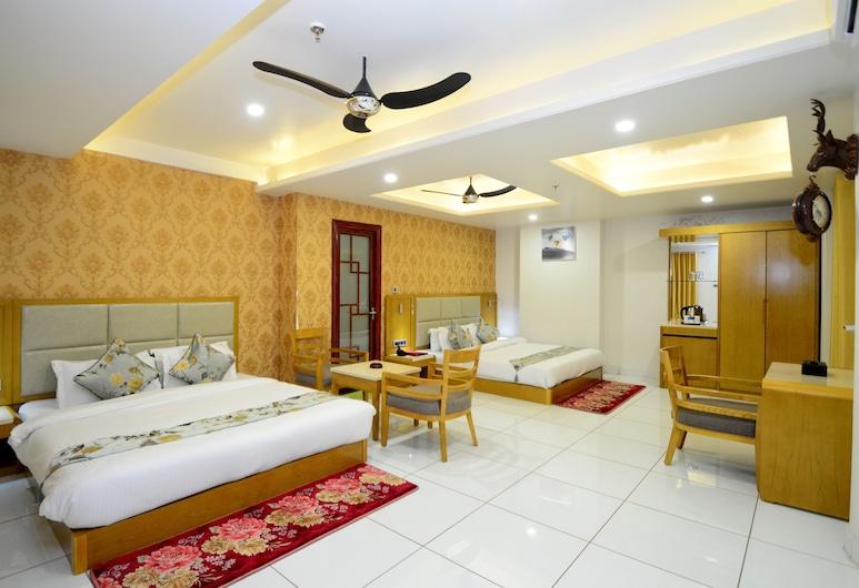 Hotel Royal Polovictory, Jaipur, Área de estar