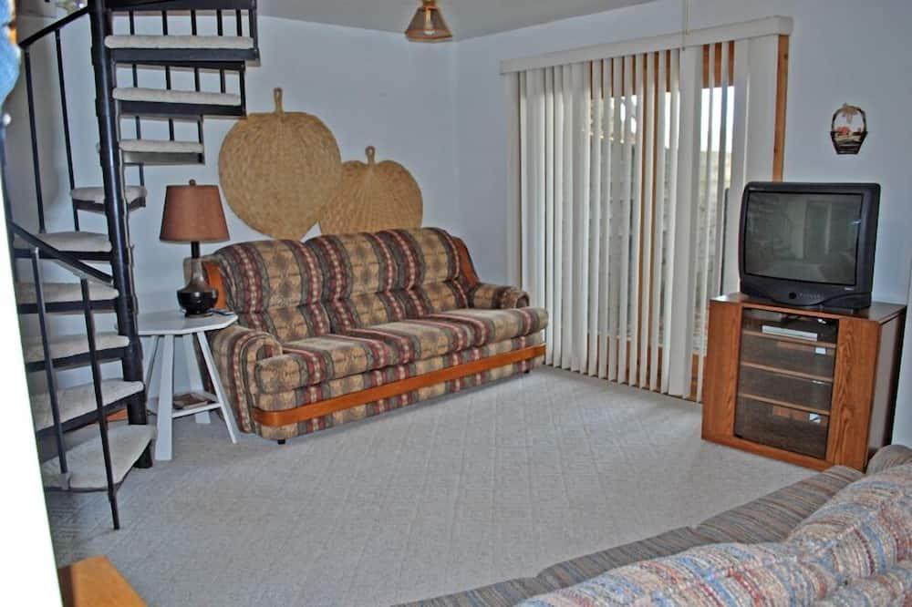 דופלקס, 5 חדרי שינה - סלון